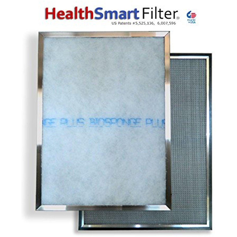 HealthSmart 15 1/2 x 19 1/2 AC filter / Furnace filter