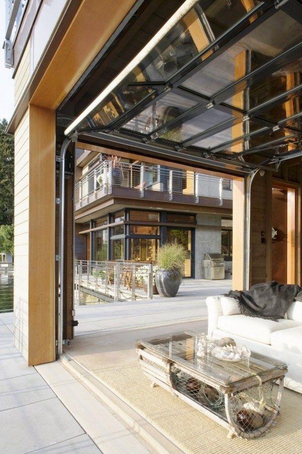 Building Dreams Ultimate Home Entertaining Design Destination Living Garage Door Design House Design House