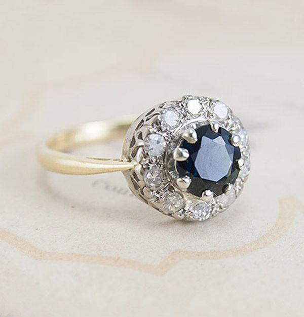 4 Places To Get The Vintage Wedding Ring You Re Looking For