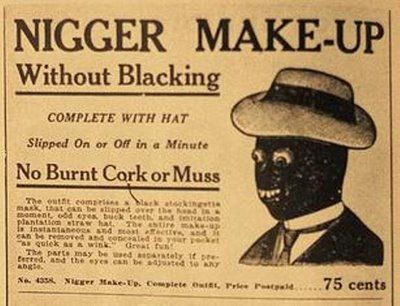 racist advertising pictures | 25 Vintage Racist Ads » Holytaco