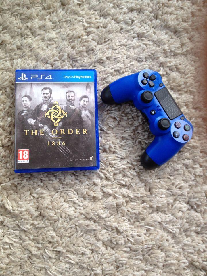 The Order 1886 Day One Release Gamer Setup Ps Games Diy Crafts Hacks