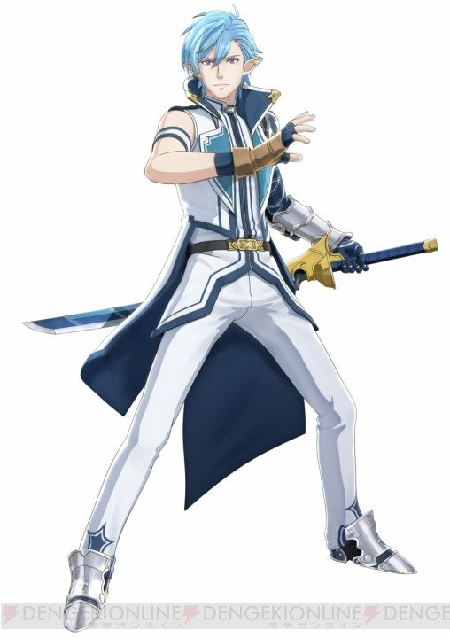 Anime Characters Katana : The protection for those adventurous sword art online
