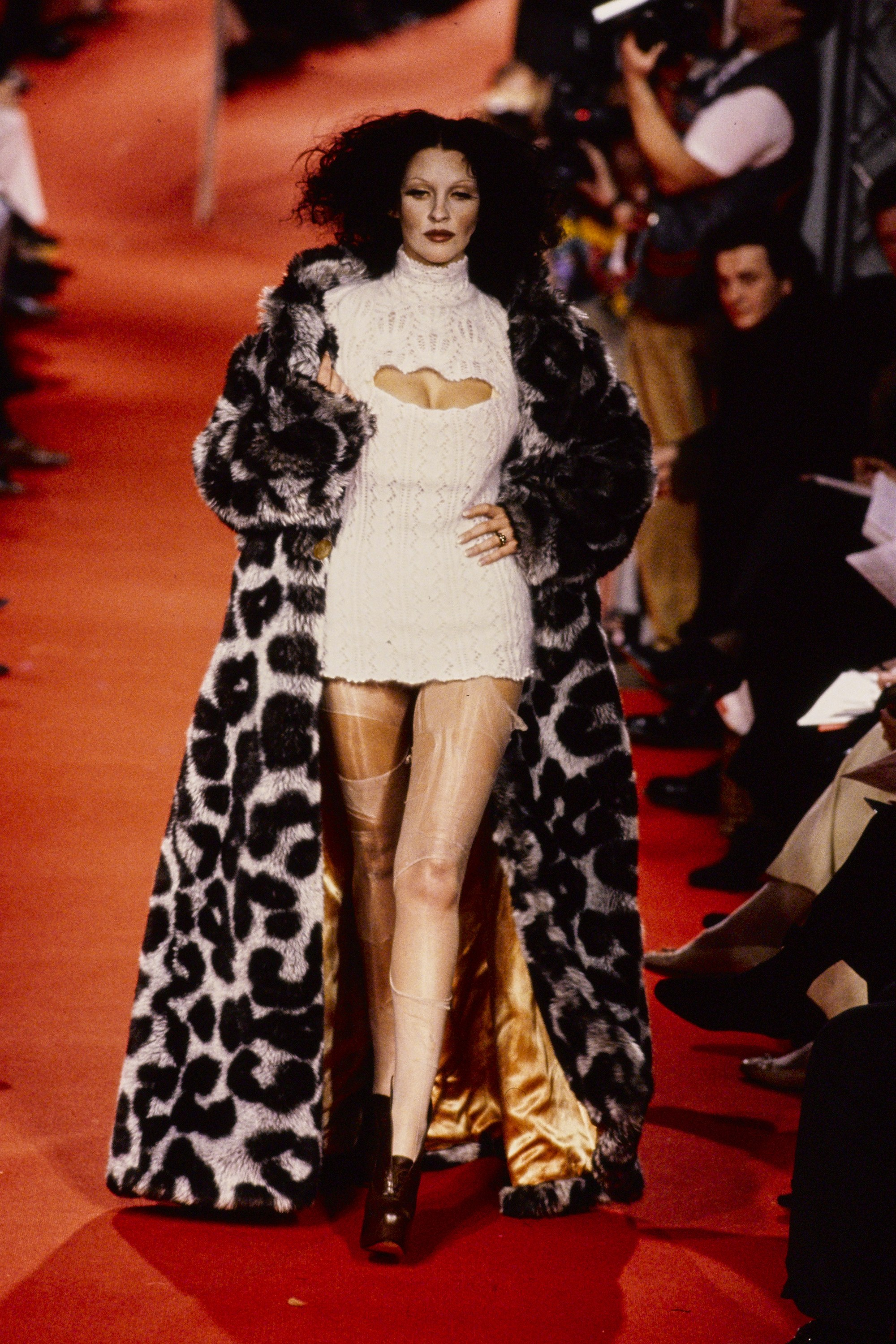 2d7f101e22 Andreas Kronthaler for Vivienne Westwood Fall 1993 Ready-to-Wear Fashion  Show