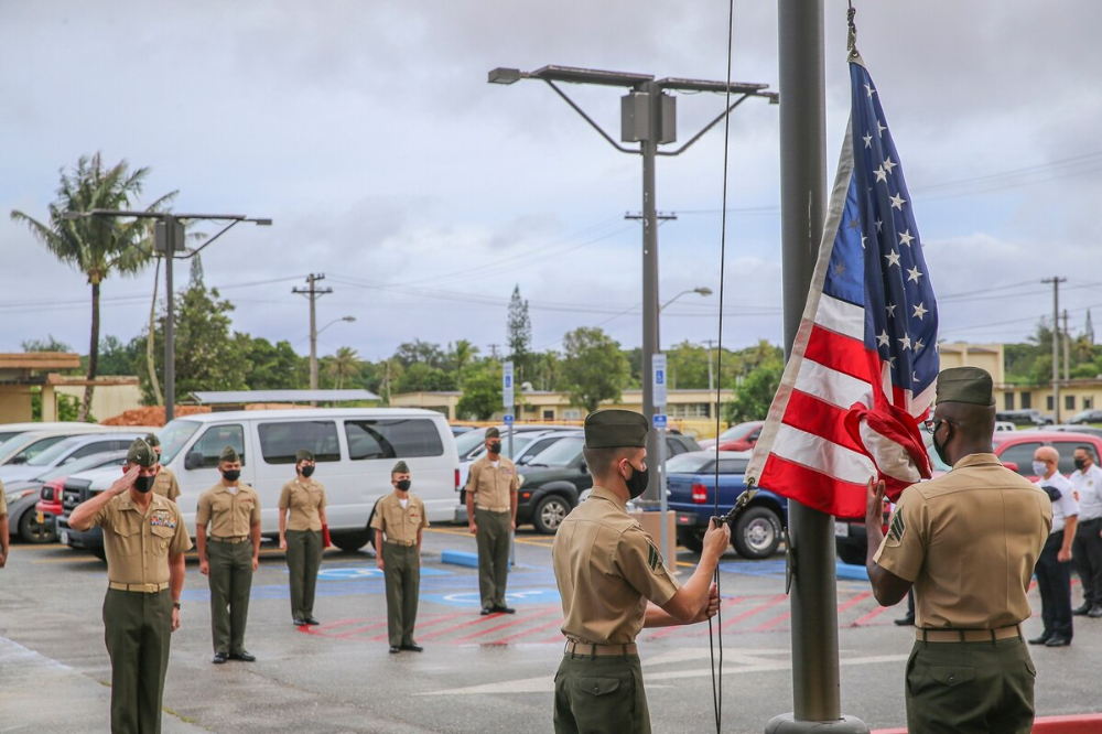 1 000 Year Old Human Remains Found On New Marine Corps Base Under Construction On Guam Marine Corps Bases Marine Bases Marine Corps