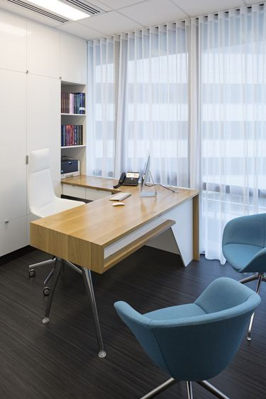 Manager Office Room Interior Design