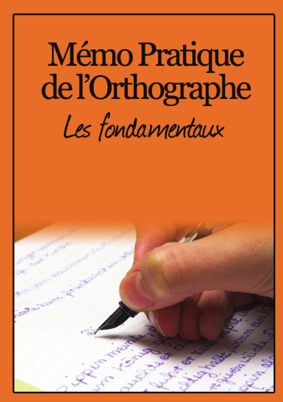 Telecharger Memo Pratique De L Orthographe Pdf Free Download