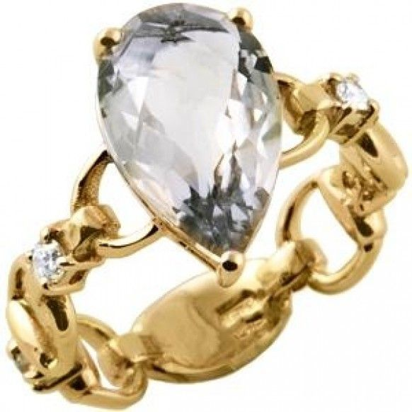Big Jewel Bangle