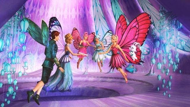 Free Barbie Movie Wallpapers Download Barbie Mariposa And Her Butterfly Friends 2008 Wallpapers Free Download