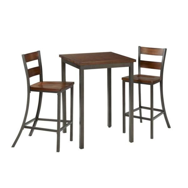 Image Result For 3 Piece Pub Height Dining Sets  Kitchen Update New 3 Piece Kitchen Table Set Design Decoration