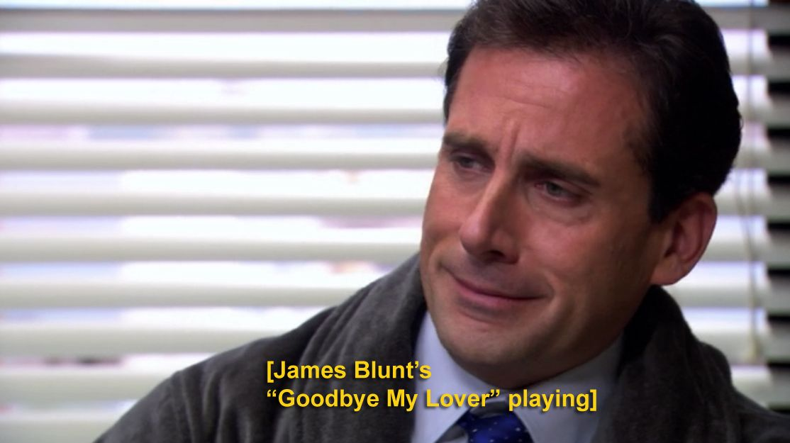 When Bae Gets A New Bae The Office Andy The Office Michael Scott