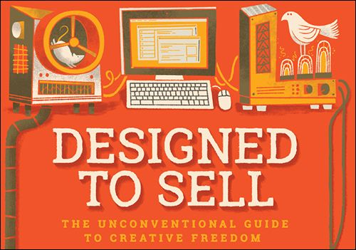 My Review Of Designed To Sell The Unconventional Guide To Creative Freedom Emptyeasel Com Things To Sell Selling Art Online Thrive Reviews
