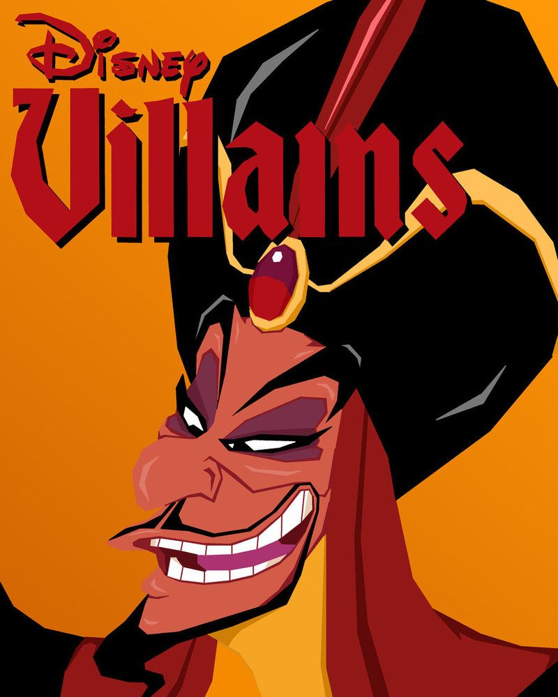 Disney+Vector+Villains:+Jafar+by+tjjwelch.deviantart.com+on+@DeviantArt