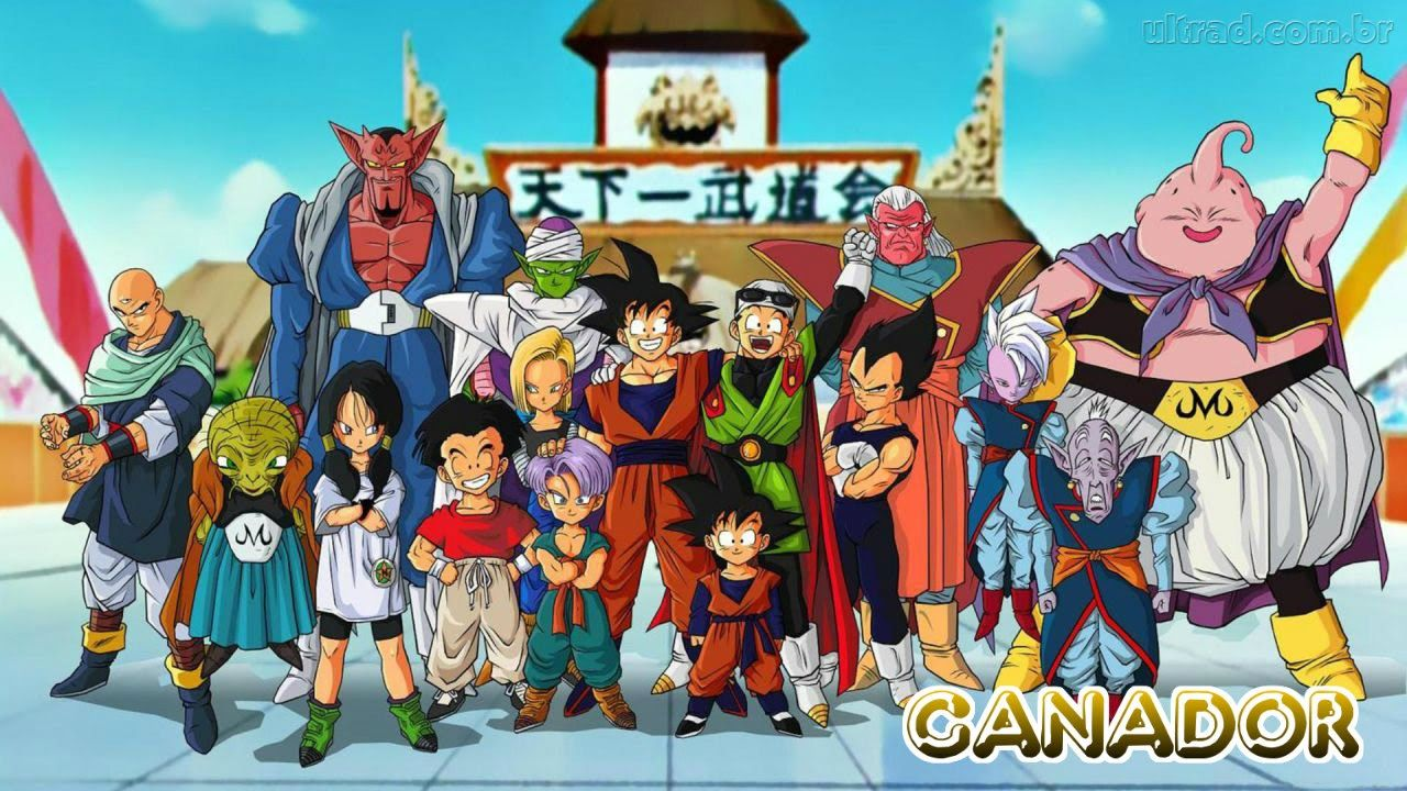 Canción Ganador - Dragon Ball Z - ( Letra ) - HD 720p | Animeee ...
