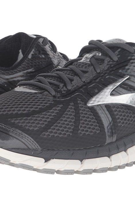 18298fc6453 Brooks Beast  16 (Anthracite Black Silver) Men s Running Shoes - Brooks