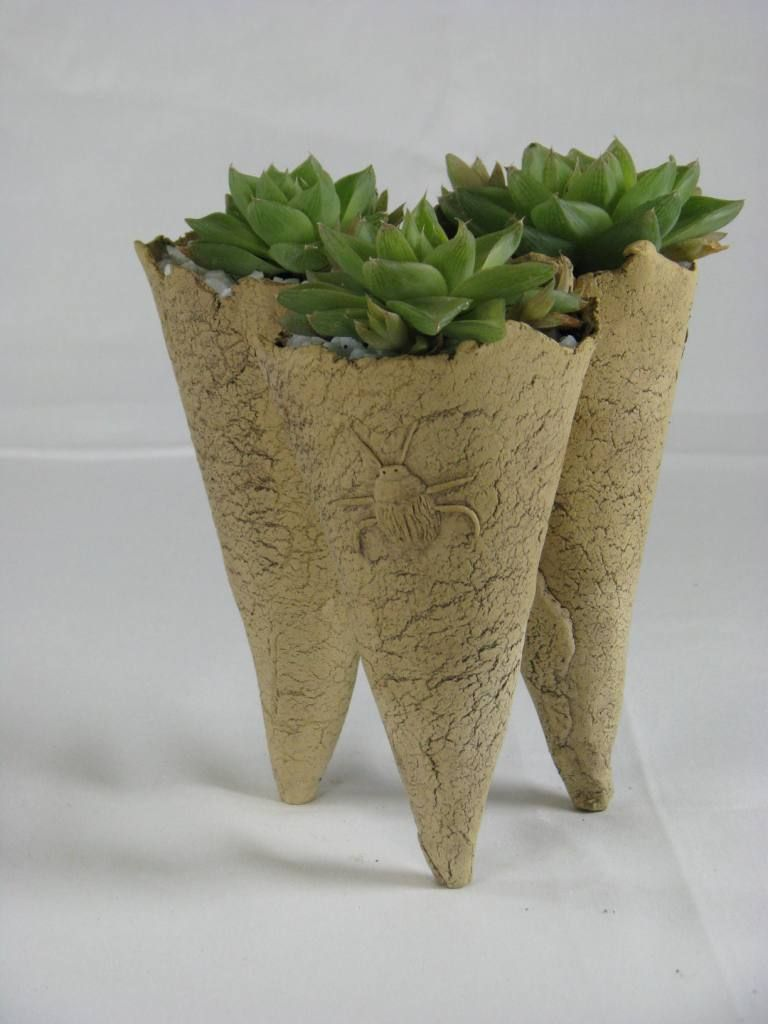 Wheel thrown pottery ideas pottery ideas pottery pinterest pottery wall pockets with succulents reviewsmspy