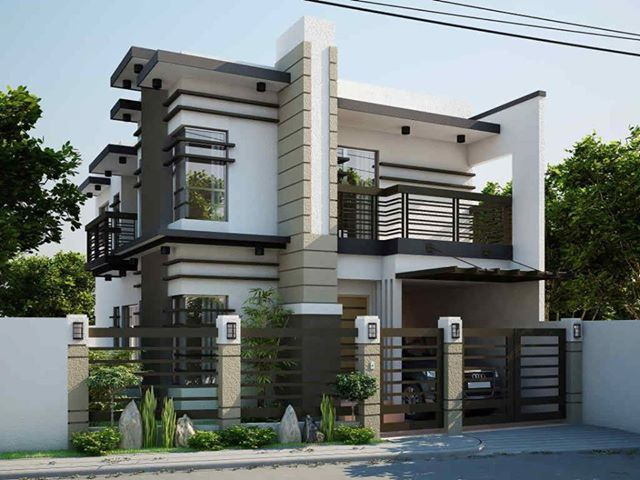 Minimalist House Design Zen House Design Philippines