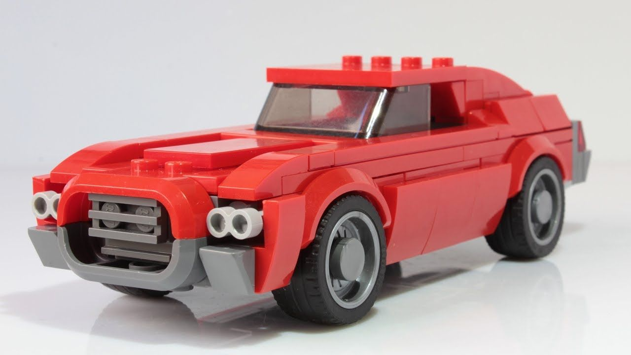 Lego Speed Champions Ford Gran Torino Moc Pinterest Torio My First Plane Complete Set