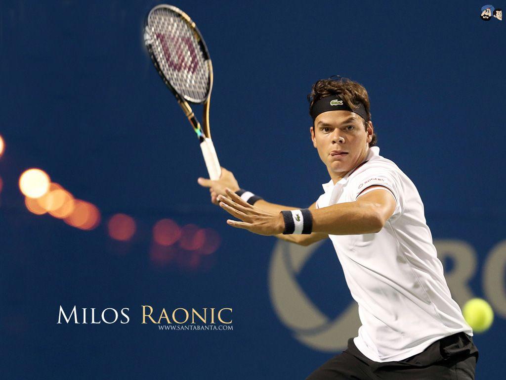 Milos Raonic Wallpaper 1 Milos Raonic Tennis Players Sports Wallpapers
