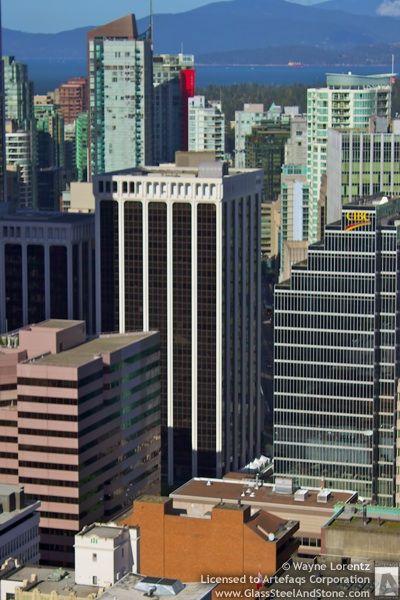 Vancouver Canada Buildings Google Search Building Skyscraper