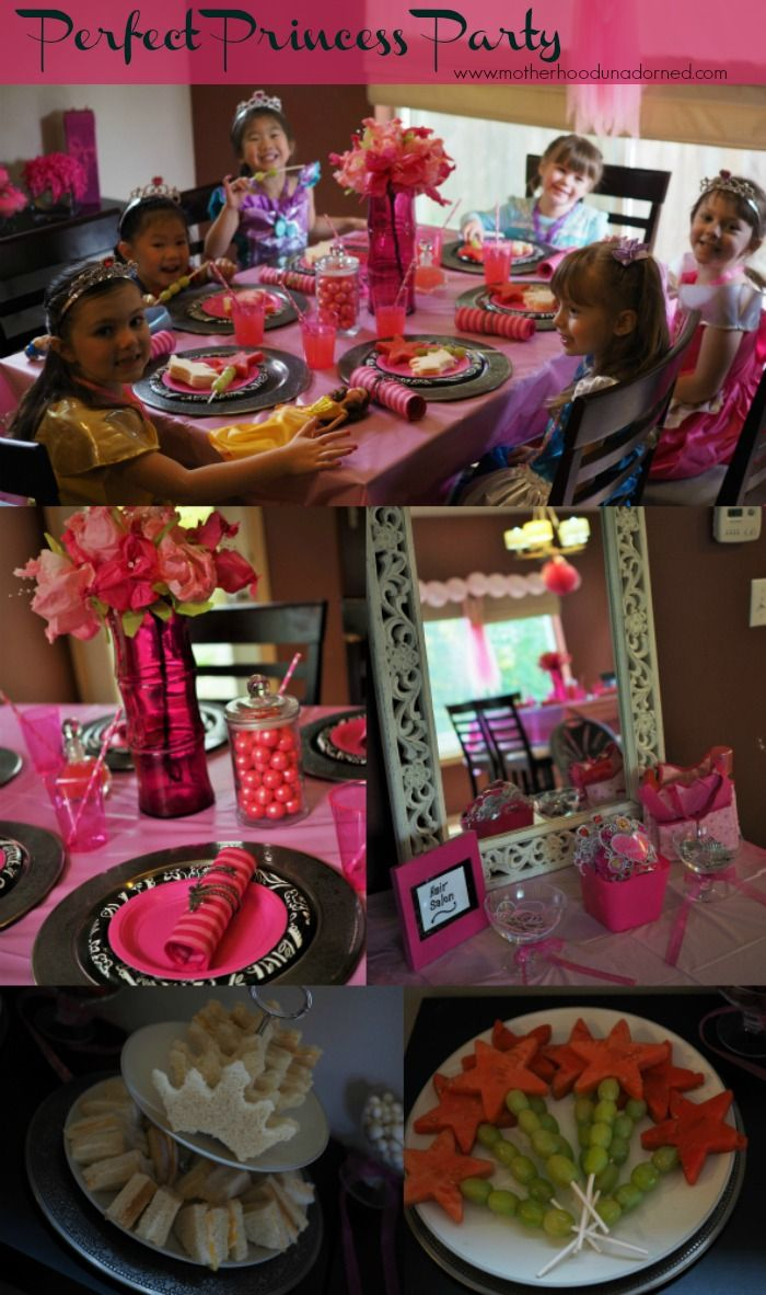 Princess Party Tips And Ideas Simple Recipes Cupcakes Fruit Wands