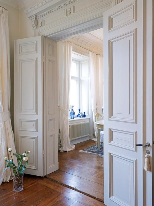 I Want These French Doors For My Bathroom Door! I Could