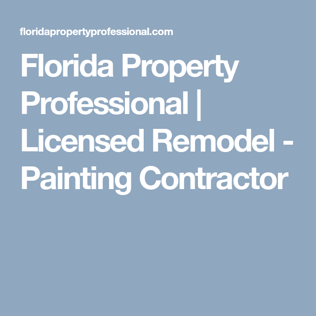 Beautiful Florida Property Professional Pictures - Cool florida handyman license Ideas
