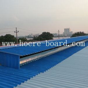 Anti Corrosion Mgo Glazed Roofing Tile