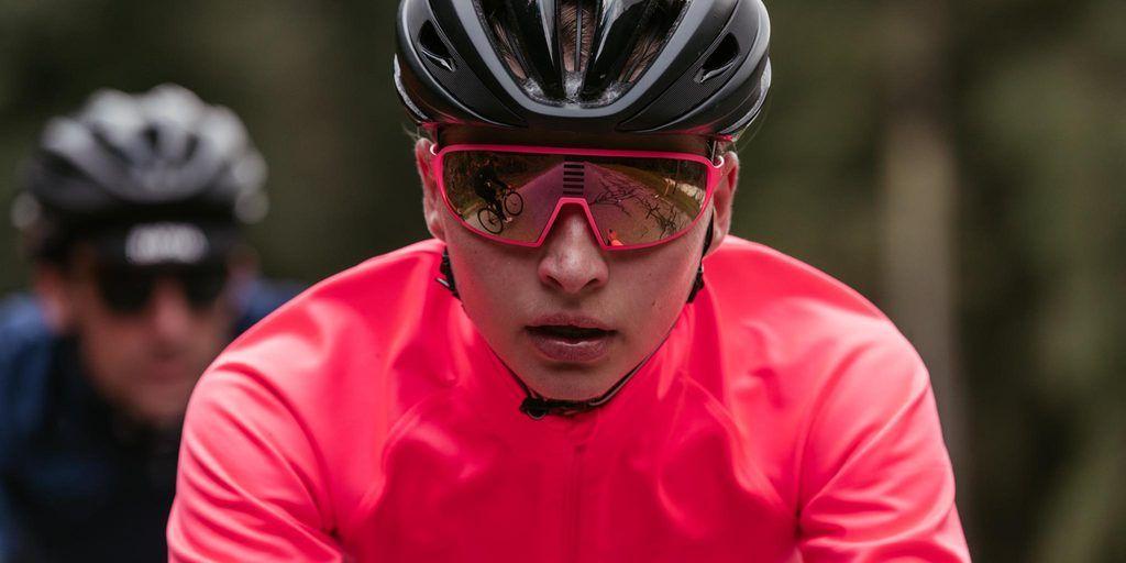 8a7a13709ab Pro Team Arenberg Glasses - High-Vis Pink