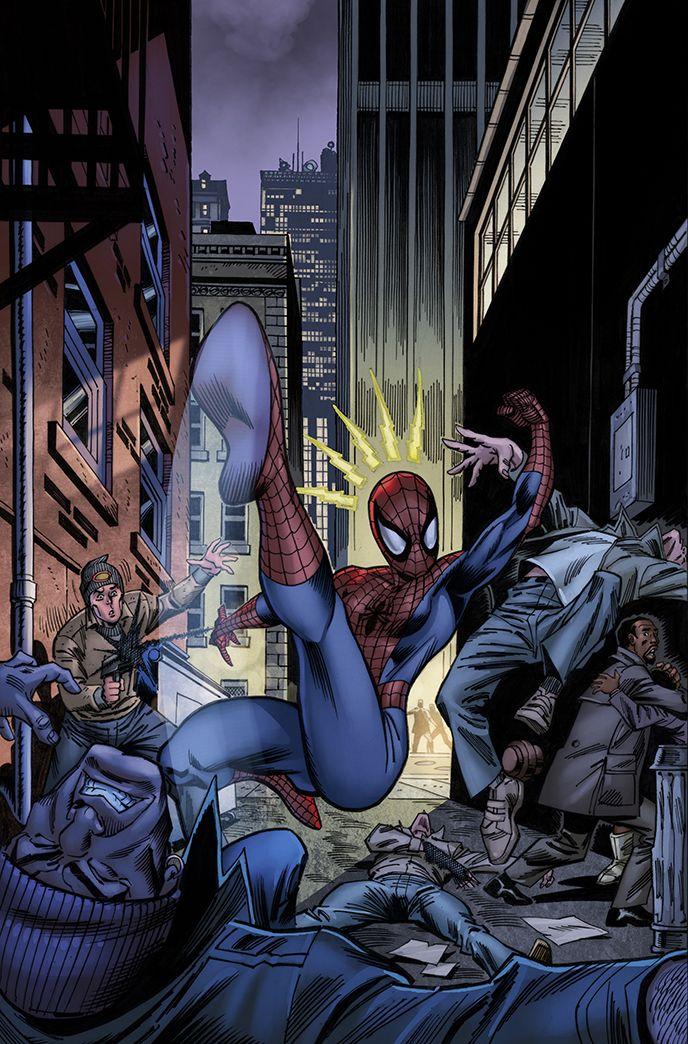 First Look: SPIDER-ISLAND #1 - Comic Vine