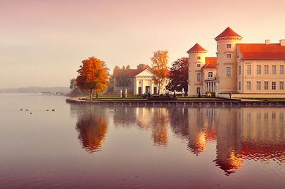 Rheinsberg Palace, Germany (by conviews)