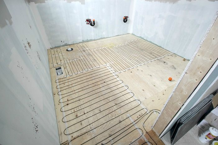 How To Install Heated Tile Floors In Your Home Learn Avoid