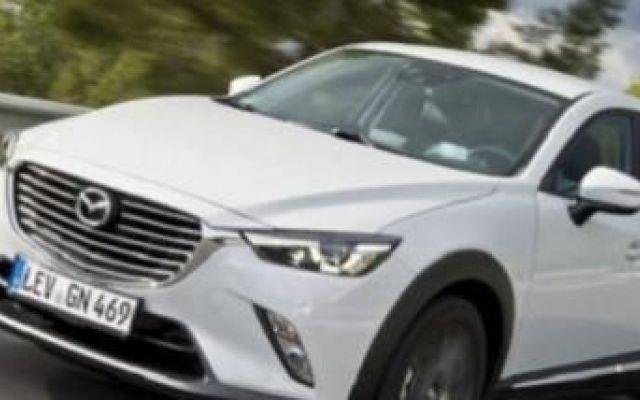 Mazda CX-3 e CX-5 edizione 2015 a confronto #auto #motori #mazda #novità #cx-3 #cx-5