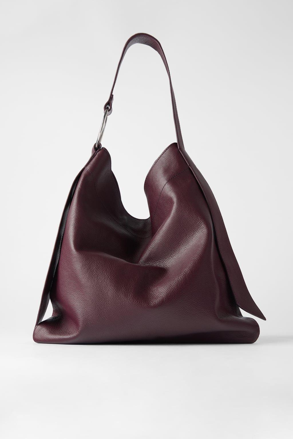 Shopper leather shopper bag bag