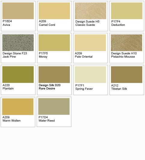 Dulux Kitchen Paint Colour Chart: Dulux Green Neutral Palette