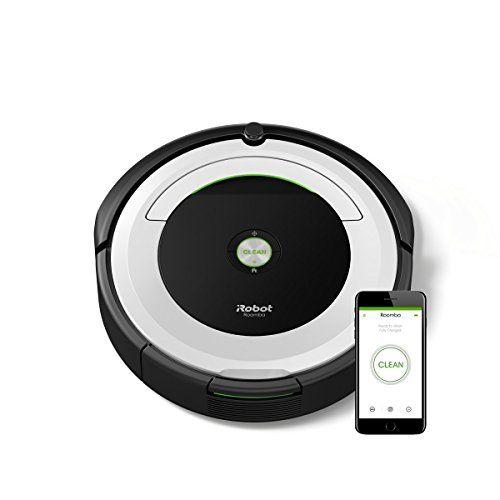 Irobot Roomba 691 Aspirateur Robot Systeme De Nettoyage Puissant