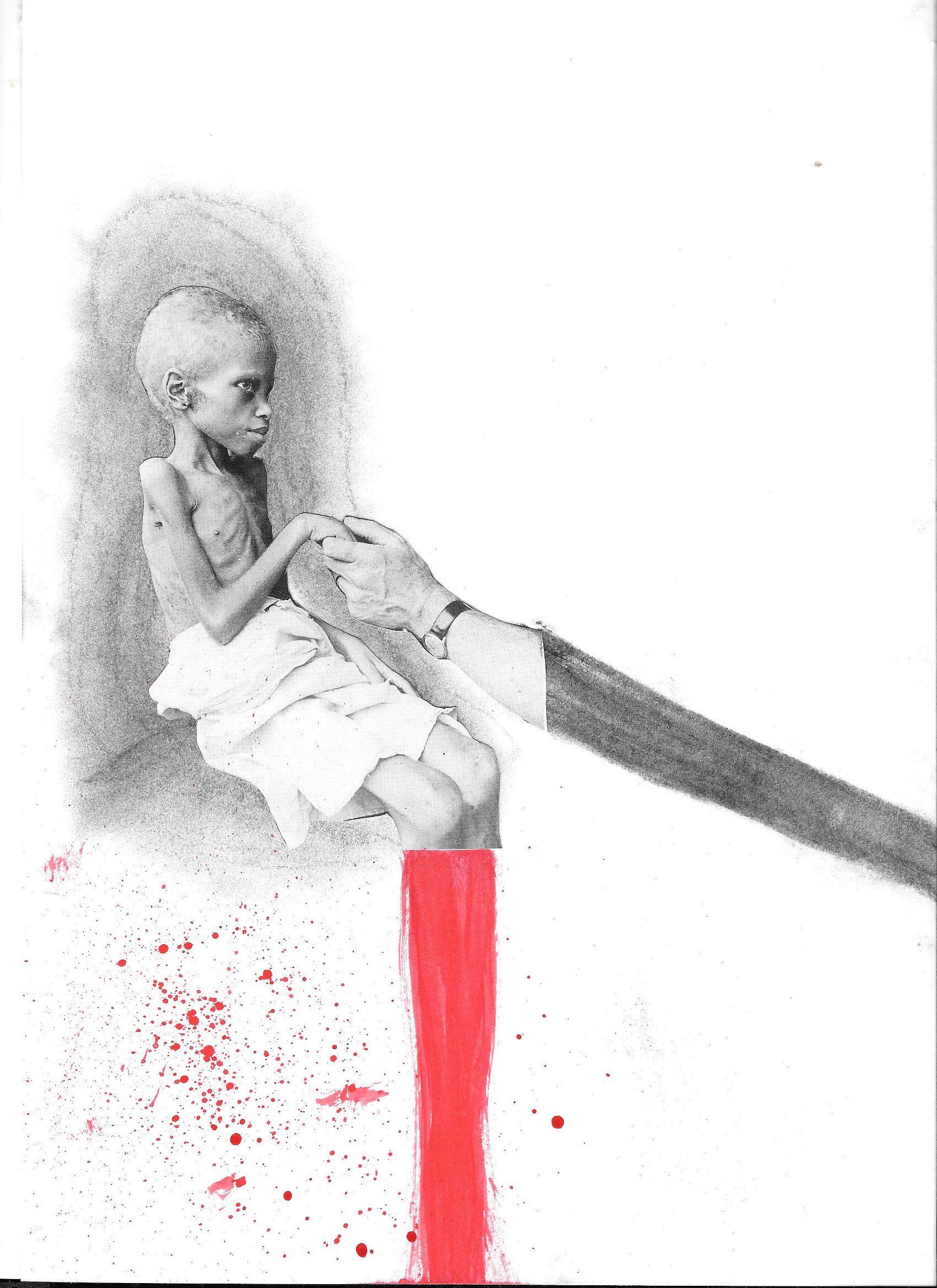 Αποτέλεσμα εικόνας για art kolaz poor people