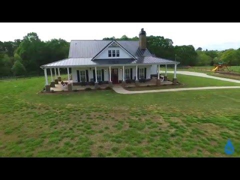 669 Wilbanks Rd In Winder 43 Acre Estate The Rains Team Youtube