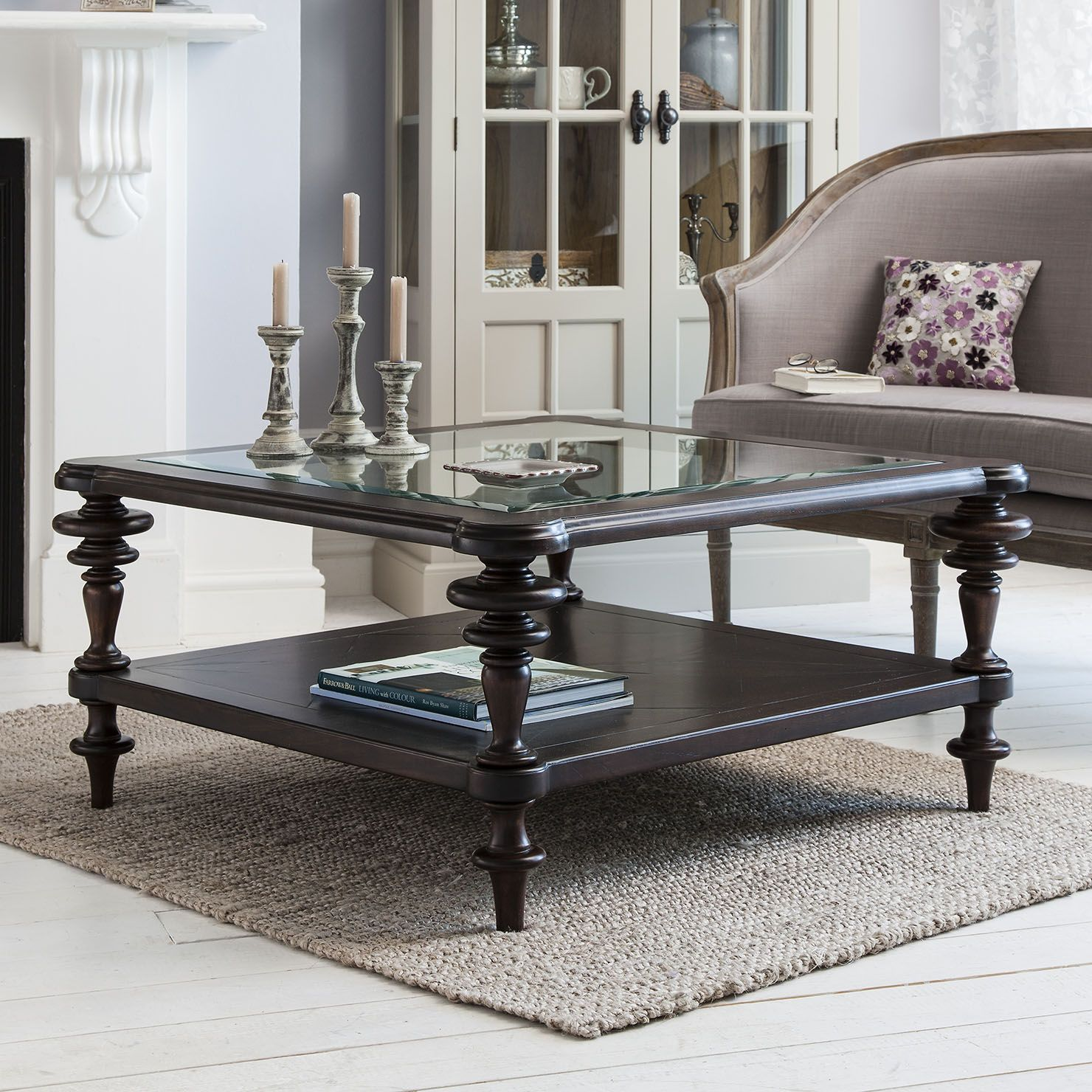 Santa Monica Square Coffee Table, Weathered http://www.achica.com/product/MTRA-00073548/santa-monica-square-coffee-table-weathered/