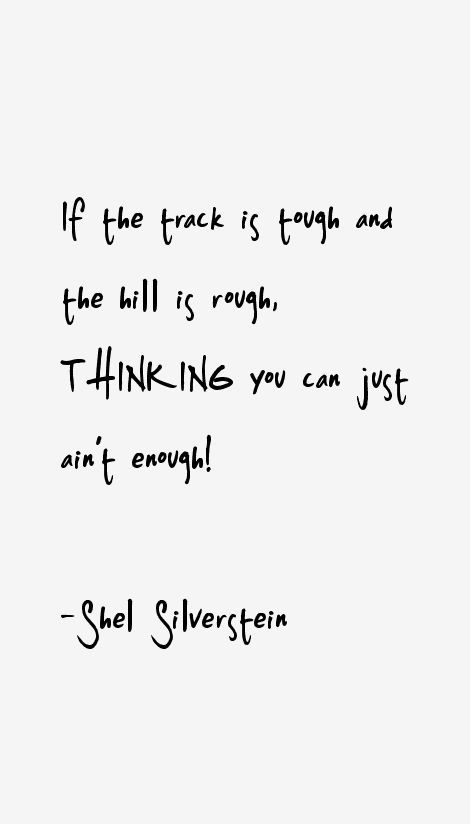 10 Magical Shel Silverstein Quotes to Celebrate His Birthday - proudest accomplishment