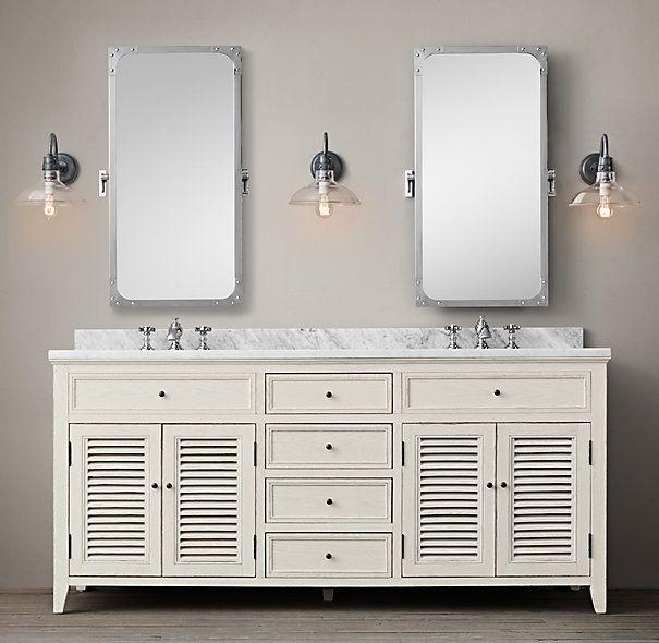 Double Vanity, Bathroom Design