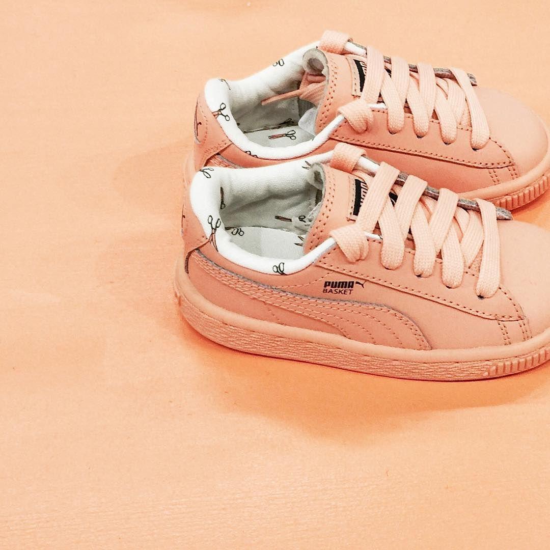 puma x tinycottons nubuck sneakers beige