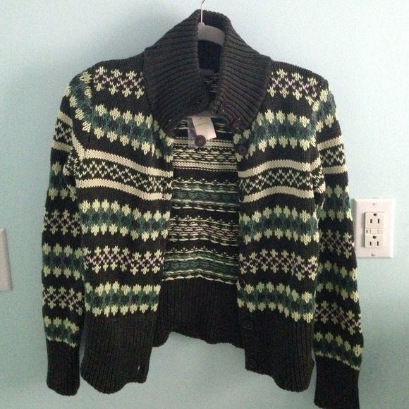 PRICE DROP! 🎉 Ann Taylor fair isle sweater NWT