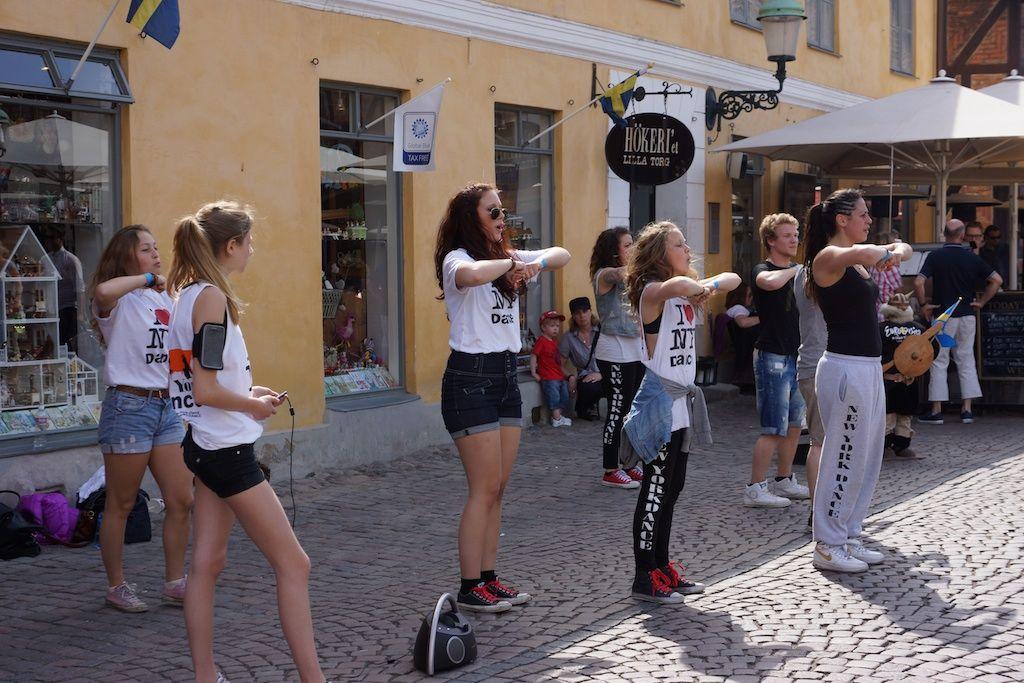 Toute la ville de Malmö en fête eurovision