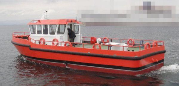 New 15m Twin Screw Work Boat: Commercial Vessel | Boats