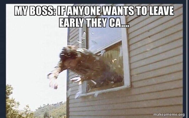 Ight imma head out - funny | Leave early, Funny, Image macro