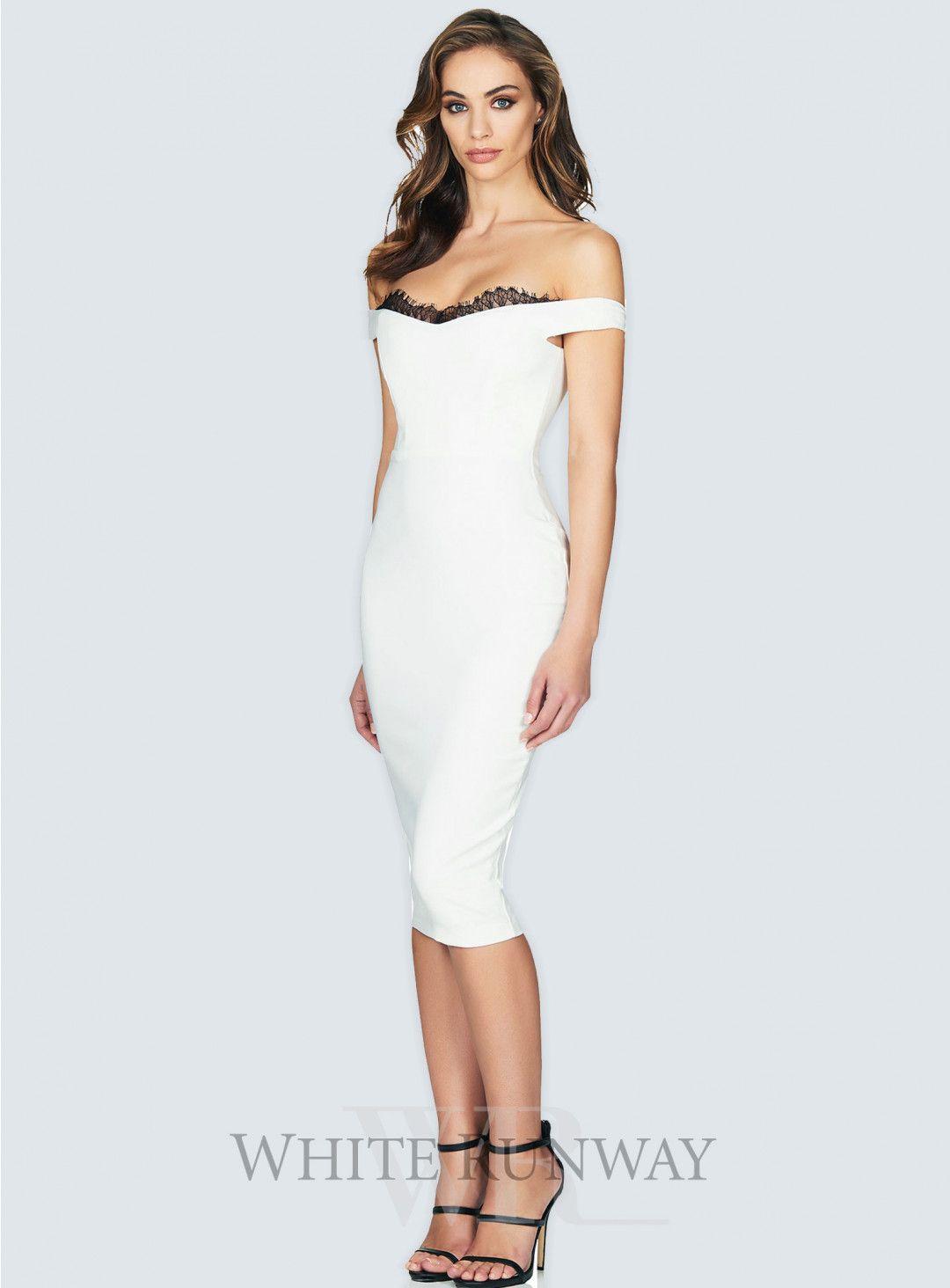 Flirt Midi Dress