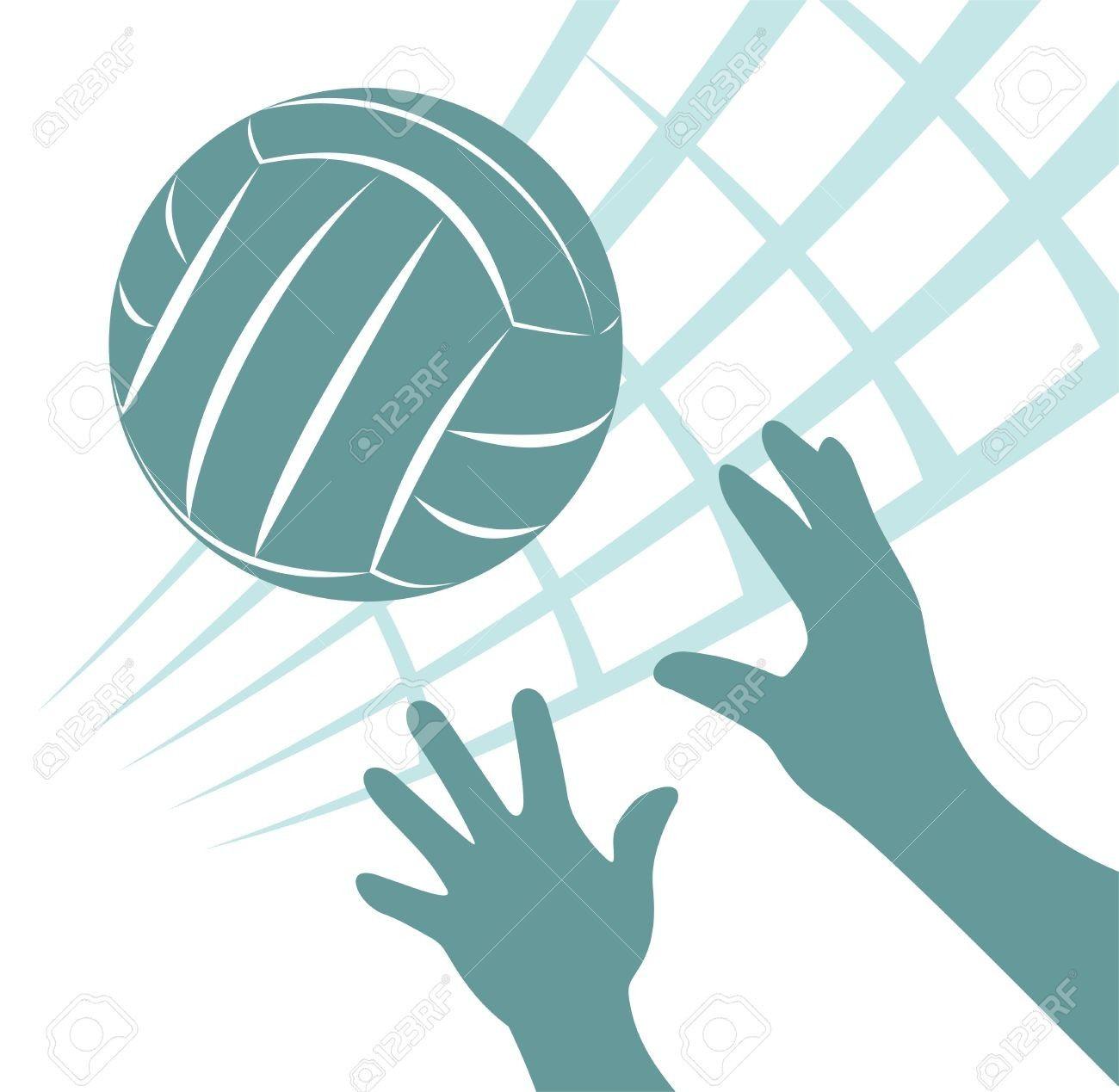 Pin De Van Nguyen En Van Voley Dibujo De Voleibol Fondo De Pantalla De Voleibol