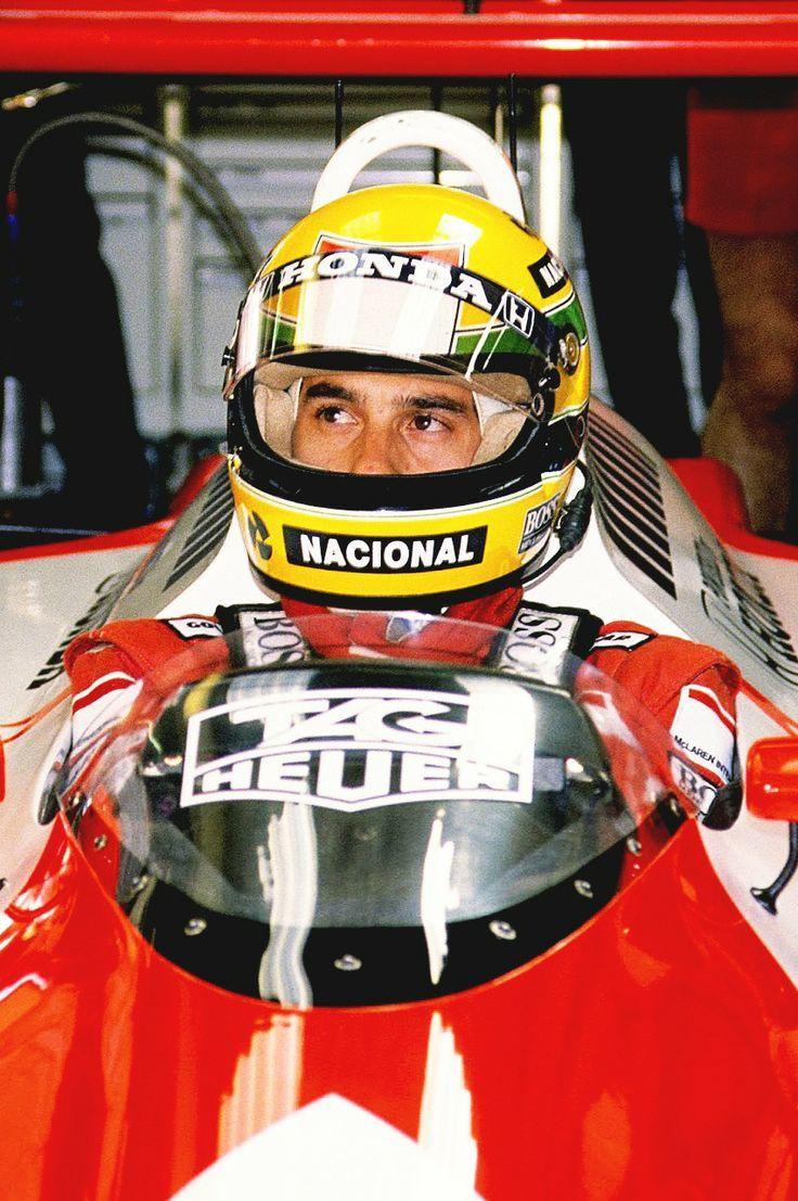 SPEED Ayrton Senna Mclaren Honda 1988 Ayrton senna