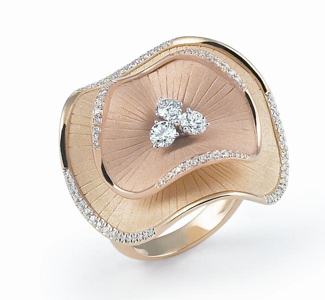 Bold Italian Jewelry Designs From The VicenzaOro Tradeshow
