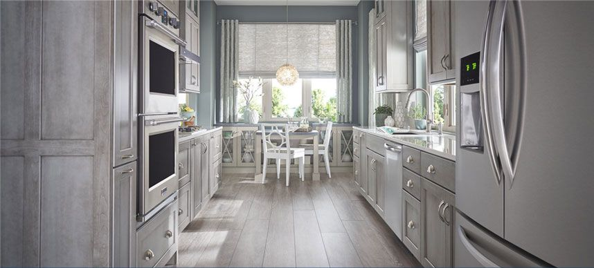 7 Stylish Kitchen Cabinet Design Ideas & Layouts